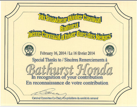 Bathurst Coronation Park Inc.