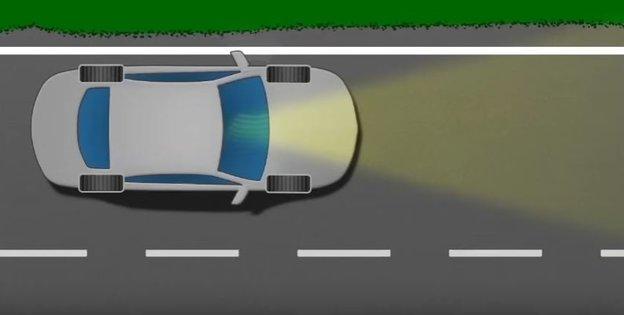Honda Sensing™ - Road Departure Mitigation