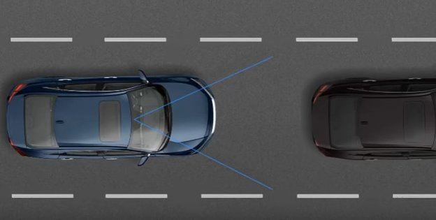Honda Sensing™ - Adaptive Cruise Control (ACC) with Low Speed Follow
