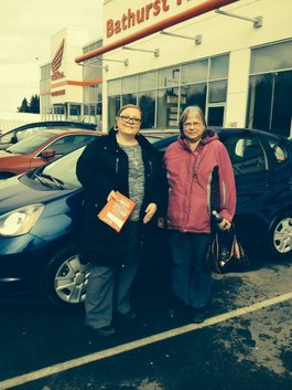 Thank you for the great service! Ariane Gionet