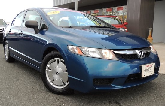 I just bought a 2011 Honda Civic from Bathurst Honda, and was really pleased! Vanessa Paesani