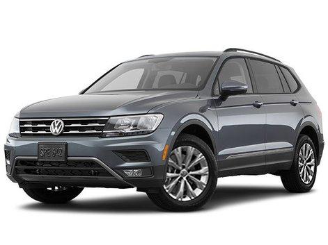 2018 Volkswagen Tiguan: Now Built for North America