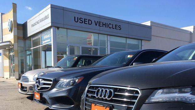 Bramgate Pre Owned Centre By Bramgate Volkswagen In Brampton Ontario