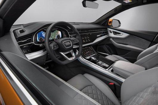 The Audi Q Clarity Is The New Premium Interior By Audi Of - Audi interior