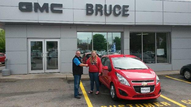 Love My Spark Bruce Chevrolet Buick Gmc Middleton