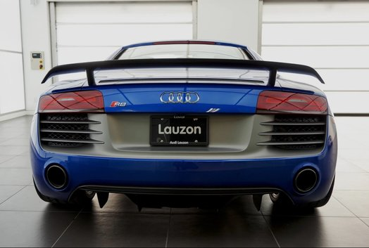 2015 Audi R8 LM - 8 cars available in Canada. Here is the number 1!