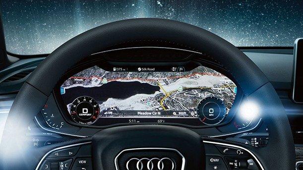 Audi Virtual Cockpit - Disun