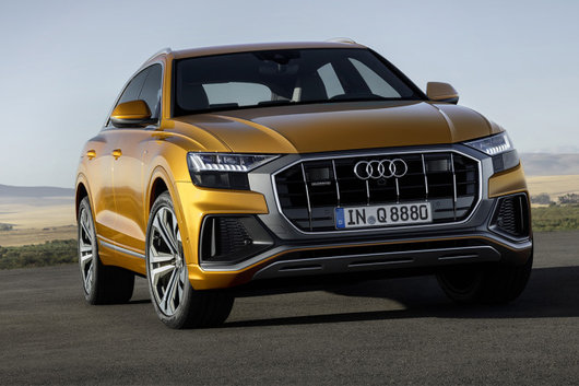 The All New 2019 Audi Q8 Is Coming Soon