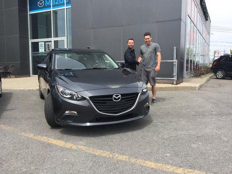 Nouveau Mazda 3