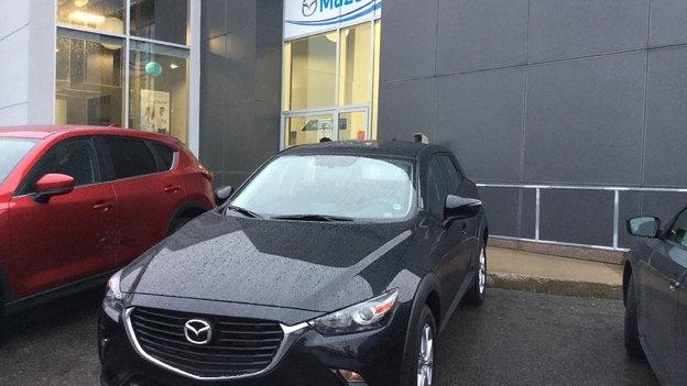 Félicitations Madame Déry pour votre Mazda CX3 2017