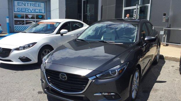 Merci M, Gabriel Boutin d'avoir choisi Chambly Mazda pour l'achat de votre nouvelle Mazda3 GT sport 2017