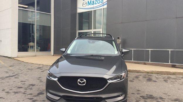 Félicitations Madame Gladu pour votre nouvelle Mazda CX5 2017