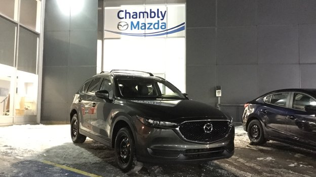 Congratulations Mr. Murret Labarthe on Your New 2017 CX5