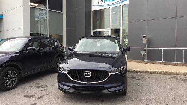 Félicitations à Monsieur Corbière pour votre nouvelle Mazda 2018