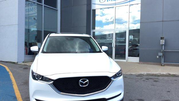 Félicitations à M. Keven Sarrazin pour votre nouvelle Mazda CX-5 2018