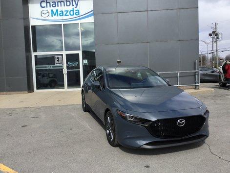 Félicitations Monsieur Giordano pour votre nouvelle Mazda  3 sport GT 2019