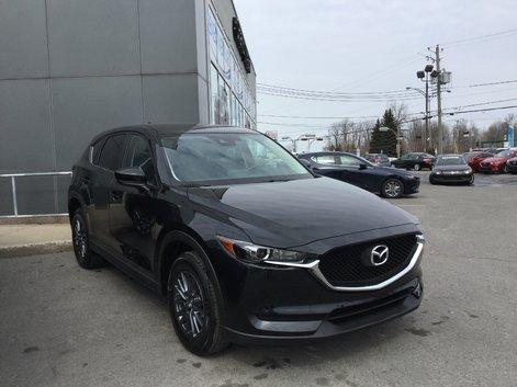 Félicitations à Cédric Gaudet pour sa nouvelle Mazda CX5 2019