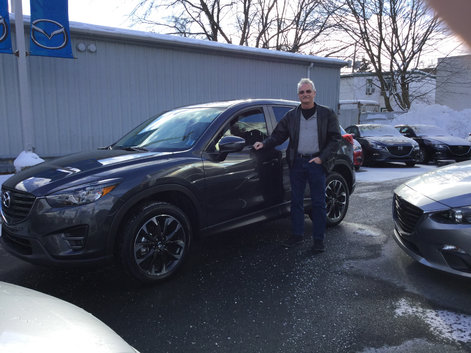 Dave's New CX-5 from City Mazda
