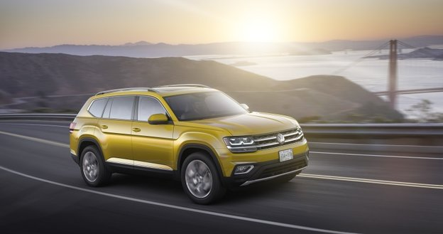 Discover the 2018 VW Atlas SUV