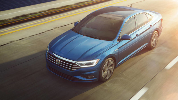 2019 Volkswagen Jetta unveiled at the North American International Auto Show