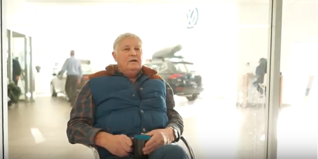Behind the Wheel Customer Video