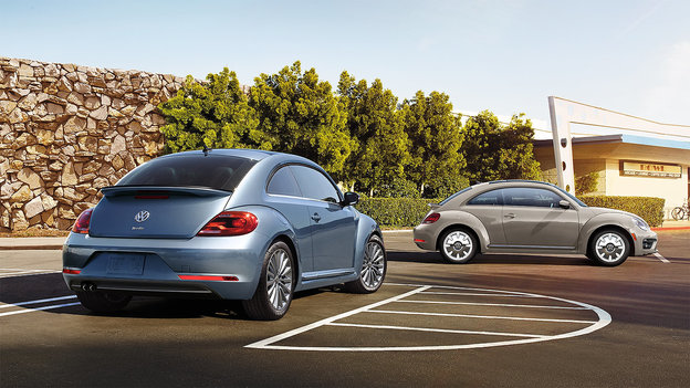 Volkswagen Beetle Final Edition marks end of an era
