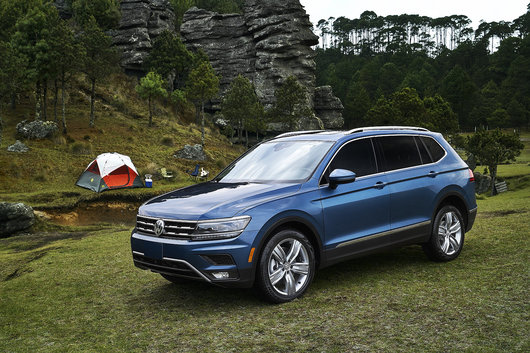 Three reasons that make the 2019 Volkswagen Tiguan stand out
