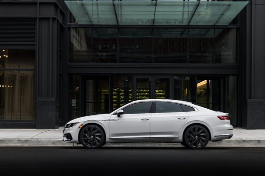 Here's what we know about the new 2019 Volkswagen Arteon