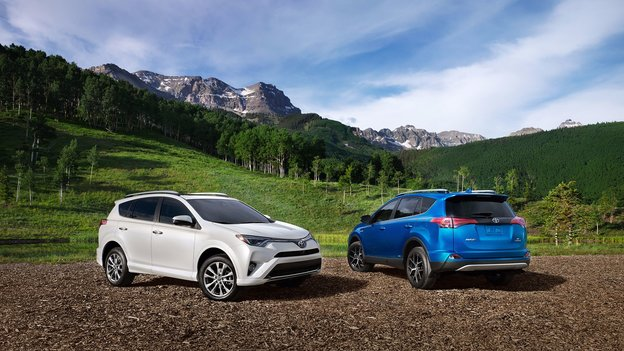 2017 Toyota RAV4: More Equipment and More Safety