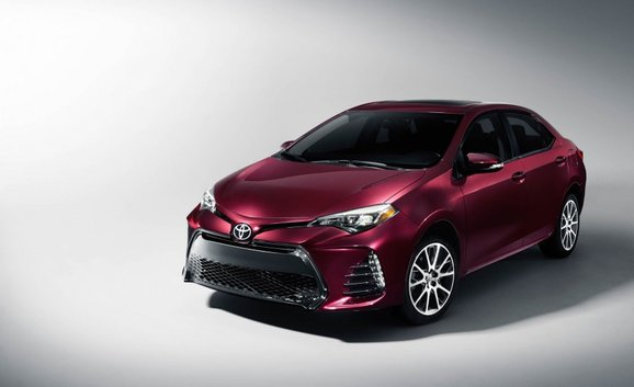 2017 Toyota Corolla: More of Everything You Love