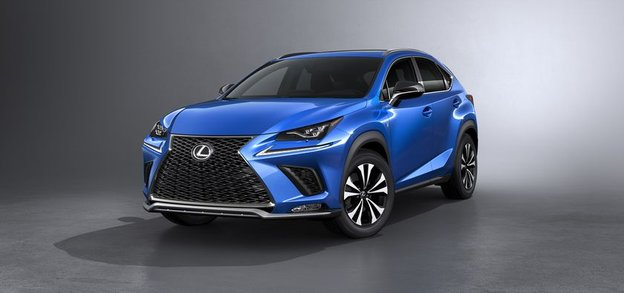 2018 Lexus NX: significant Improvements for the Lexus subcompact SUV