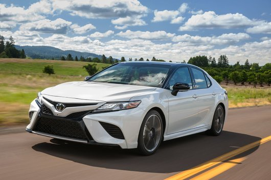 Everything you need to know about the 2018 Toyota Camry