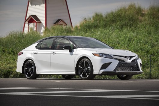 Here are a few reviews on the new 2018 Toyota Camry