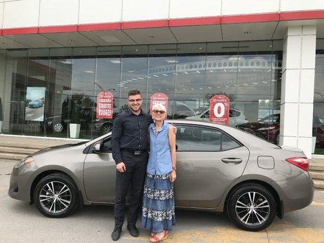 Vimont Toyota: les meilleurs!