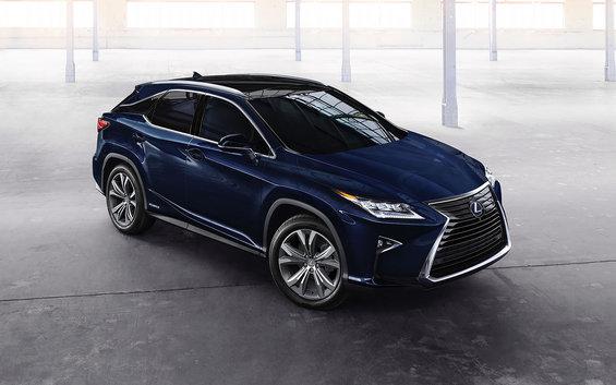 Lexus RX 450h 2018 : le luxe hybride