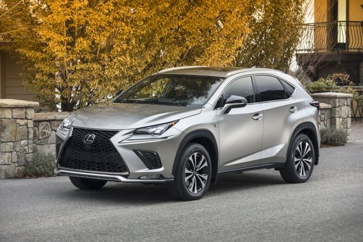 All you need to know about the 2019 Lexus NX