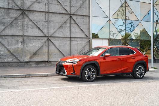 Trois choses à savoir sur le Lexus UX 2019
