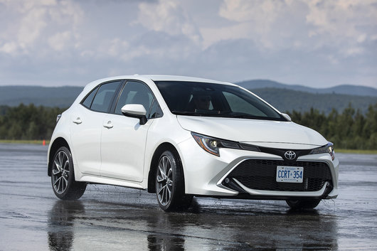 Come discover the all-new 2019 Toyota Corolla Hatchback