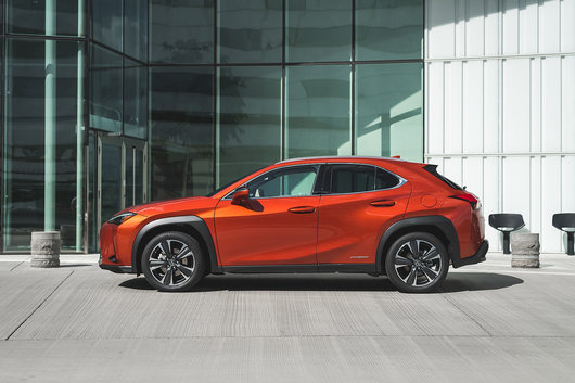 A look at the 2019 Lexus UX reviews