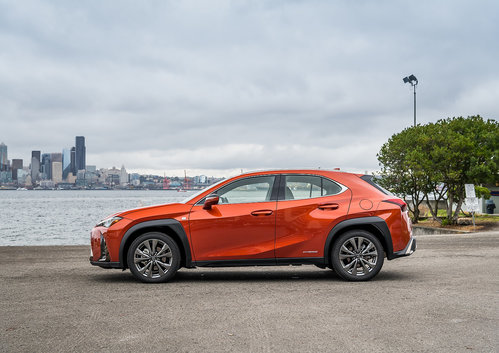 The 2019 Lexus UX: an urban SUV to discover