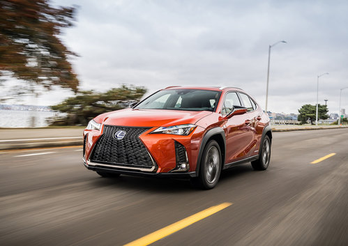 What you want to know about the 2019 Lexus UX
