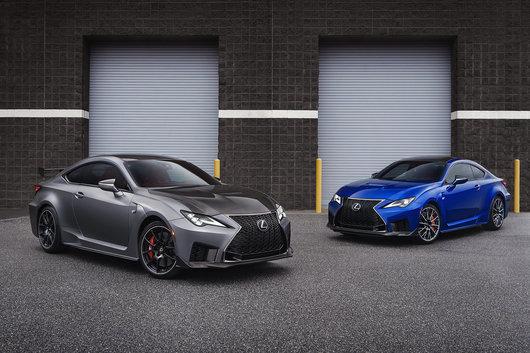 La Lexus RC F 2020 : le coupé sport dont vous rêviez !