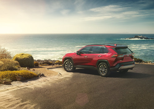 2019 Toyota RAV4 reviews