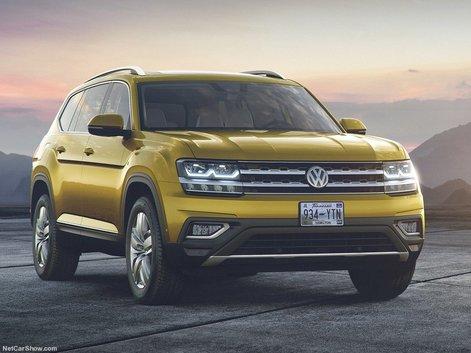 Le Volkswagen Atlas 2018 : performances allemandes, confort américain
