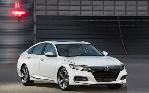 Honda Accord 2018 : pas de révolution, mais beaucoup de sophistication