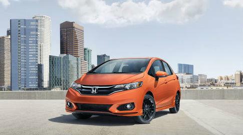 Honda Fit 2018, la petite voiture parfaite pour cet été