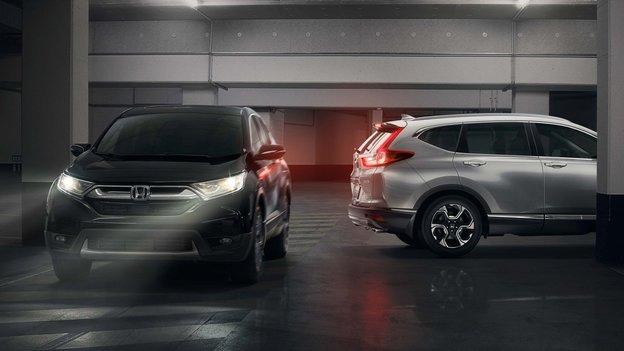 2018 Toyota RAV4 vs 2018 Honda CR-V in Magog