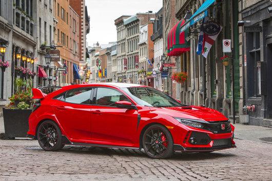 Honda Civic Type R: l'exception à la règle