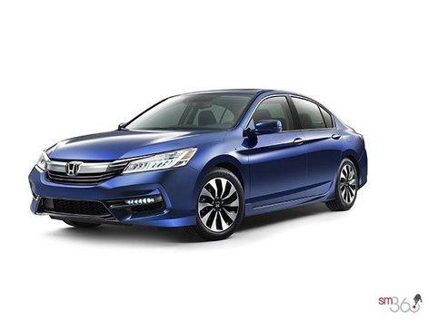 Retour de la Honda Accord hybride 2017 cet été