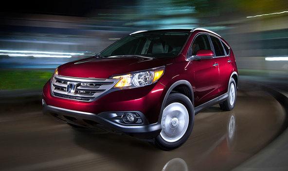 Honda CR-V 2014 – Combiner confort et polyvalence